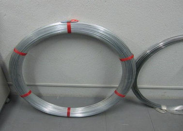 China 2 . 2 mm  Wire Diameter Galvanized Carbon Steel Wire Wire Used For Construction supplier