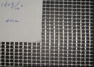 China 4 * 4MM 160G Alkali Resistant Fiberglass Screen Mesh  , Leno Type Wall Building Fiberglass Sticky Wire Mesh supplier