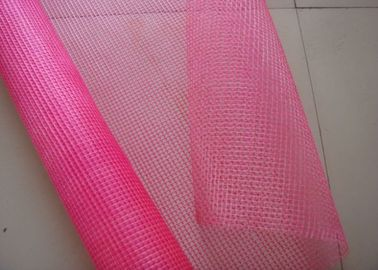 China E - Glass High Fire Resistance Fiberglss Screen , Moisture - Proof 5 * 5mm 145G Fiberglass Roofing Mesh supplier