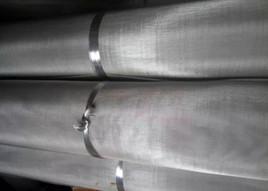 China 304 Stainless Steel Wire Mesh With Plain Weave Used For Filter supplier