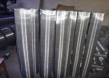 China 50Mesh 200 Mesh Stainless Steel Woven Wire Mesh For Filter Element supplier