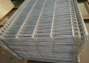China Hot - Dipped Galvanized Wire Mesh Fence with 4 mm Wire Diameter With 50mm × 100mm Hole Size supplier