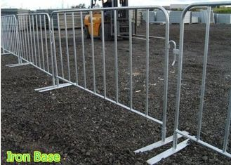 China 1 . 2M * 2M Zinc Coating Mesh Fence Steel Wire Removable Black Temporary Construction supplier