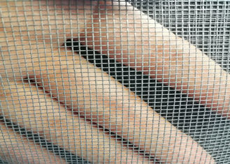 China Invisible 18 x 16 Mesh Window Screen , Plastic Insect  Proof  Screen 30 M Length supplier