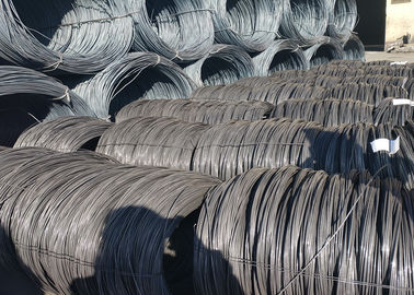 China 1 mm Low Carbon Steel Black Annealed Wire Corrosion Resistance supplier