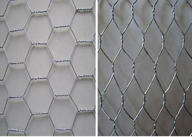 China 10CM*12CM Hexagonal Shape Rock Filled Wire Cages  For Embankment Prevent supplier