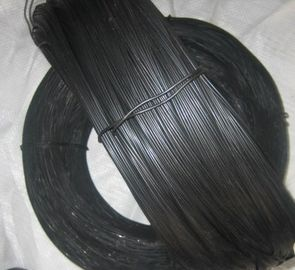 China Hard Drawn Black Annealed Iron Wire / Annealed Binding Wire 0.265 ~ 1.8mm supplier