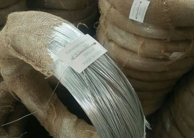 China Zinc Coating Electric Galvanized Iron Wire / Loop Type Galvanized Binding Wire supplier