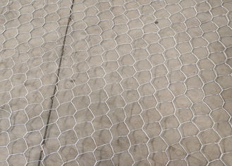 China Anti - Aging Hexagonal Chicken Wire Mesh , Chicken Mesh Wire Fencing supplier