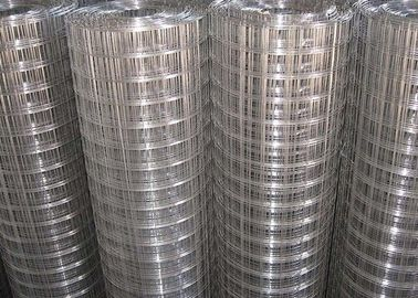 China Electric Galvanized Welded Wire Mesh Woven Technique 0.3mm-5.0mm Thicknedd supplier