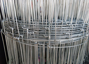 China Hot Dipped Galvanized Woven Field Fence Steel Wire With 2.0 mm Diameter supplier