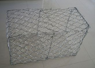 China 3mm*80mm*100mm Bright Galvanized Hexgonal Poultry Wire Netting With 60g Zinc Coating supplier