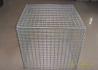China 2x2 inch ,3.0mm Wire Thickness Galvanized Welded Wire Mesh Gabion Box Sold Well In Middle East  Product Description  Ap supplier
