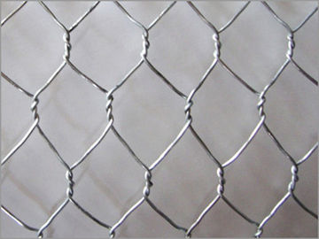 China Welded Galvanized Gabion Box For Retaining Wall 3.0 MM - 4.0 MM Diameter supplier