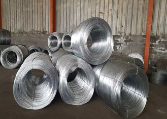 China Galvanized High Carbon Spring Wire , Carbon Steel Welding Wire 0.2mm-4mm supplier
