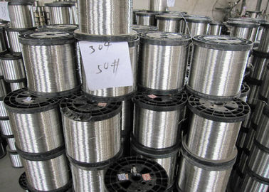 China 304 / 316 Soft Stainless Steel Wire 0.5 Mm - 4.0 Mm High Tensile supplier