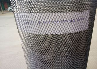 China Small Hole Galvanized Expanded Wire Mesh Screen , Expanded Mesh Sheet supplier