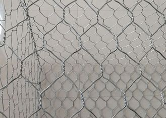 China Electric Galvanized Hexagonal Wire Mesh For Breeding 0.5mm Wire Dia supplier
