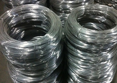 China 2.5mm * 25kg Roll Electric Galvanized Iron Wire with Zinc Coating 15g/m2 supplier