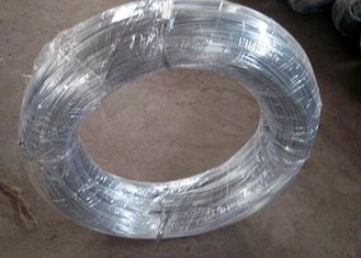 China 12 Gauge Low Galvanised Binding Wire Electric Galvanized Loop Type Sliver Color supplier