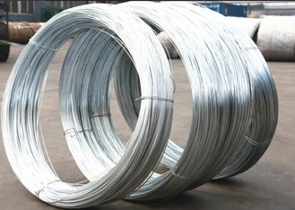 China 22 BWG -16 BWG Carbon Steel Spring Wire Loop Type Zinc Coated Finished supplier