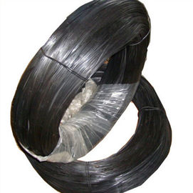 China Black Annealed Iron Wire 14 BWG-22 BWG 1.6mm Corrosion Resistance With Soft Tenacity supplier