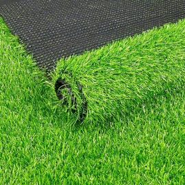China 10mm Height Green Real Looking Artificial Grass 10000dtex Decoration For Music Band supplier