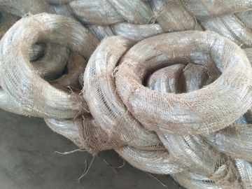 China ISO SGS Electro Galvanized Iron Wire /Annealed Binding Wire BWG22*2kg*10 Roll supplier