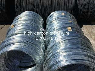 China High Carbon Steel Wire Electric Fence Wire 2mm 2.5mm High Tensile supplier