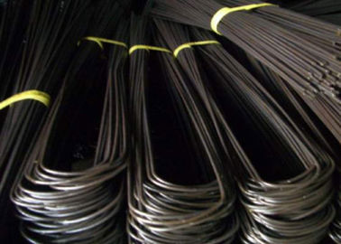 China 2.0 mm 25 kg U Type Loop Tie Wire / Straight Cut Wire Q195 Material supplier