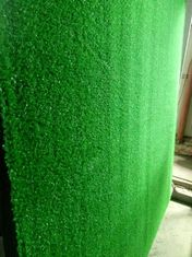 "China 10mm Height Decoration Landscape Artificial Grass Turf 3/8"" Guage For Rest Areas supplier"