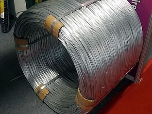 China 1.2mm - 1.8mm Electro Galvanized Iron Wire Binding Wire For Construction supplier