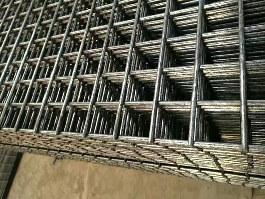 China Welded Wire Fencing Panels / Wire Mesh Screen Panels For Floor Heating supplier