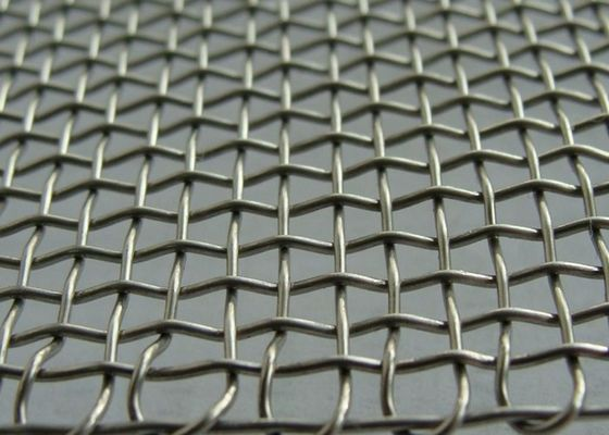 China Professional Stainless Steel Woven Screen Wire Mesh 2.0MM*25MM*25MM *1M*20M supplier