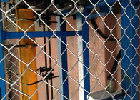 Good Quality Welded Wire Mesh & Hot Dipped Chain Link Panels Farm Fence , Electro Galvanized Backyard Diamond Mesh on sale