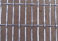 China 0.8 x 5cm High Tensile Crimped Wire Mesh Panel for Pig Bed & Mine factory