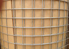 Good Quality Welded Wire Mesh & 0 . 9m Galvanized Welded Wire Sheets , Rabbit Cage Square Welded Wire Fabric on sale