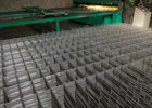 China 4 mm Diameter Black 100 mm Welded Wire Mesh Panels Size Square Transportation company