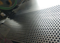 China 2mm Thickness Galvanized Perforated Metal Mesh With 12mm Round Hole factory