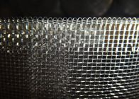 China Galvanized Low Carbon Iron Square Woven Wire Mesh 12 Mesh 22 Mesh With Close Edge factory
