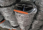China Hot Dipped Galvanized Barbed Wire Corrosion Reistance for Agricultural Fencing factory