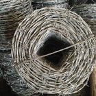 China Hot Dipped Galvanized Concertina Barbed Wire ,  Jail Barbed Iron Wire factory