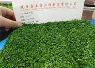 China Green Realistic Artificial Grass , Artificial Synthetic Grass For Greening / Sports factory