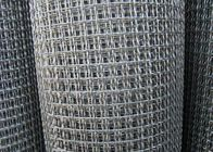China Professional Vibrating Screen Wire Mesh , Woven Wire Mesh Panels 5mm*12mm*12mm*1m*2m factory