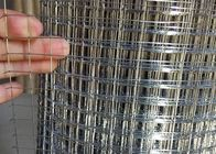 "China Silver Welded Wire Mesh 22 Gauge *1/2""* 1/2""*1.2M*20M*9Kg Roll factory"
