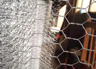 China 1.3 Mm Galvanized Chicken Wire Mesh PVC Coated Chicken Fence Wire 30m Roll Length factory