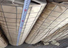 China 1'' Hole Electro Galvanzied Welded Wire Mesh 30 M Roll For Agriculture factory