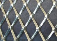 China 10MM*20MM*1.3MM Expanded Metal Sheet Security Hot Dipped Galvanized factory