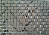 China Professional Woven Plain Industrial Wire Mesh Screen 1.0mm-6.0mm Diameter factory