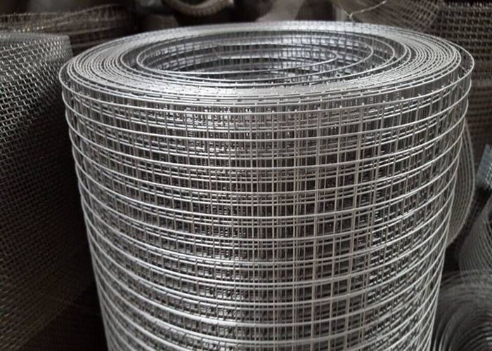 0 . 7mm Electro Hot Dip Galvanized Welded Wire Mesh Stainless Steel ...